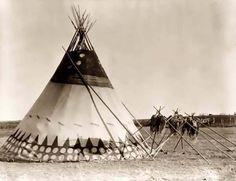 Indian-Tepee