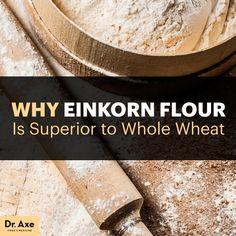 Einkorn flour - Dr. Axe
