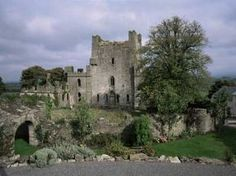 Ireland's most haunted castle:  Leap Castle in Offaly, Ireland