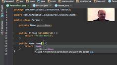 Java for Beginners 3 - Basic Java keywords explained - Debriefing