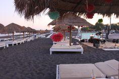 Anemos beach lounge hotel, Santorini