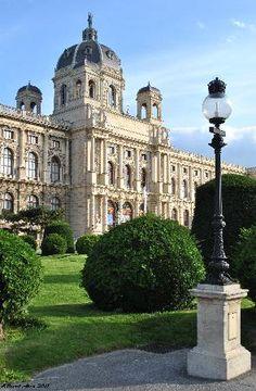 UNESCO World Heritage Site.                            Historic Center in Vienna, AUSTRIA