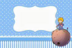 Kit para Festas - O Pequeno Príncipe (Fazendo a Nossa Festa)