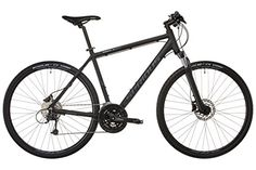 The Serious Sonoran is a lightweight and top of the range Crossbike which effortlessly blends trekking bike and concrete bike personalities. This model com