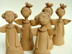 Stories in clay