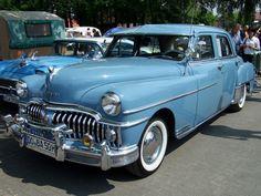 1950 DeSoto Custom Four-Door Sedan