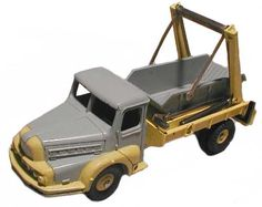 #diecast #French Dinky 38A Camion Unic Multibenne Marrel new or updated at www.diecastplus.info