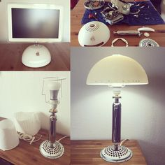 Imac G4, Thunderbolt Display, Tech Branding, Gold Apple Watch, Ipad Stand, Best Laptops, Apple Products, Table Lamp, Vintage