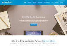 Proxation GmbH | CSS Website