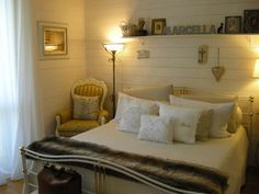Camera da letto in stile country | Mi piace... | Pinterest