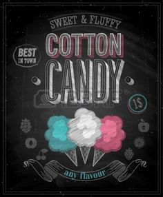 Find Vintage Cotton Candy Poster Chalkboard Vector stock images in HD and millions of other royalty-free stock photos, illustrations and vectors in the Shutterstock collection. Chalkboard Vector, Chalkboard Print, Blackboard Art, Chalkboard Ideas, Chalkboard Signs, Chalkboards, Bonbons Vintage, Candy Drawing, Candy Tattoo