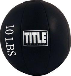 TITLE MEDICINE BALL, 10 - http://workoutprograms.net/title-medicine-ball-10/