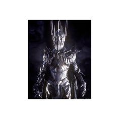 Sauron ❤ liked on Polyvore featuring lotr and tolkien