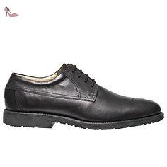 PARADE 07HUGO**18 04 Chaussure de travail Pointure 45 Noir - Chaussures parade (*Partner-Link)