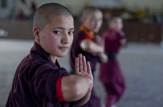 Kathmandu Buddhist nuns refuse to be evacuated, stay behind to help earthquake victims