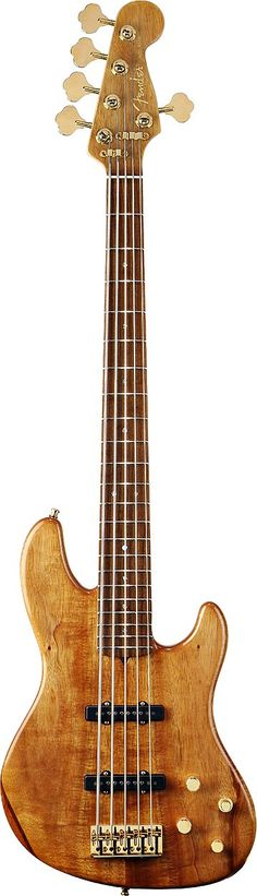 Fender: Victor Bailey Signature Bass