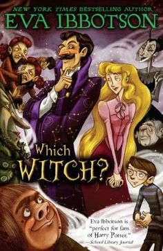 Which Witch? by Eva Ibbotson Little Britain, Which Witch, The Giant Peach, Lisa, Summer Reading Lists, Jane The Virgin, Story Arc, Penguin Random House, Roald Dahl
