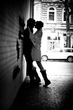 Against a wall. In a good way. When I am with you and we are free the entire world stops and nothing else matters.