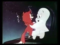▶ Casper The Friendly Ghost in There's Good Boos Tonight (1948)