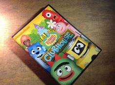 Yo Gabba Gabba: Clubhouse (DVD, 2010) 97368950146 | eBay