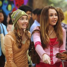 Hannah Montana: Lilly and Miley