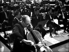Rostropovich, Shostakovich Cello Concerto no.1