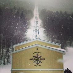 The #SingleChair to #Heaven #SkiTheEast #SkiOrDie #MadRiverGlen #FreeSkierUSA Ski Magazine, Ski Club, Usa Cities, Racing Events, Ski Resorts, Winter Fun, East Coast, Vermont, Skiing