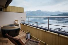 10 Fabulous Hotel Luxury Bathrooms with Sweeping Views to the Outside ➤ hotels luxuryhotels luxurybathrooms bathrooms bathroomideas sweepingviews interiordesign bathroomdesigns hotelbathrooms 267893877819552584 Ideal Bathrooms, Luxury Bathrooms, Japan Country, Bathroom Design Inspiration, Mount Fuji, At The Hotel, Hot Springs, Japan Travel, Hotel Offers