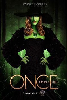 THE WICKED WITCH OF THE WEST (ONCE UPON A TIME) - REBECCA MADER