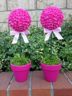 Hey, I found this really awesome Etsy listing at http://www.etsy.com/listing/152215827/topiary-centerpieces-topiary-party