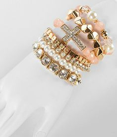 """""""BKE Mixed Bracelet Set"""" www.buckle.com"""