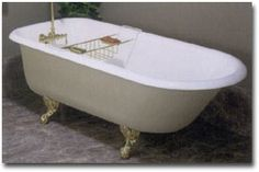 Texas Bathtub Refinishing - Texas Clawfoot Tubs, and Antique .