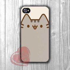 pusheen cat-1y44 for iPhone 6S case, iPhone 5s case, iPhone 6 case, iPhone 4S, Samsung S6 Edge