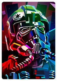 Star Wars Paintings