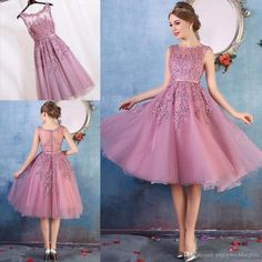 Free shipping, $103.75/Stück:buy wholesale 2016 Neue Besatzung Lace Knielang Cocktailkleider Organza Lace Applique Perlen Kurz Partei Abendkleider CPS298 from DHgate.com,get worldwide delivery and buyer protection service.