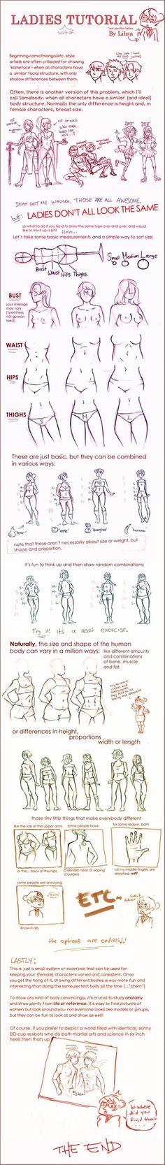female body tutorial? by ~lihsa on deviantART