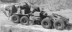M983 Tractor