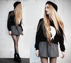 Made By Me Dress, Chicnova Sweatshirt