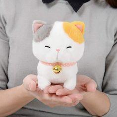 Hokkori Munchkin Cat Plush Collection (Standard) | Tokyo Otaku Mode Shop 10