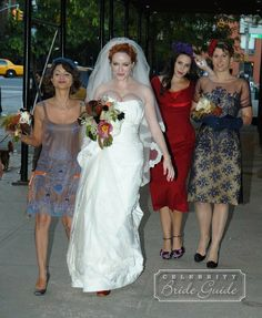 Wedding christina dress tits big