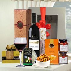 Savory gift hamper suitable for any occasion.  Gift Delivery in Melbourne, Sydney and Australia - $79