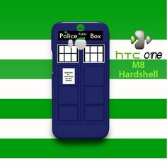 Doctor Who Tardis HTC One M8 Case Cover Hardshell