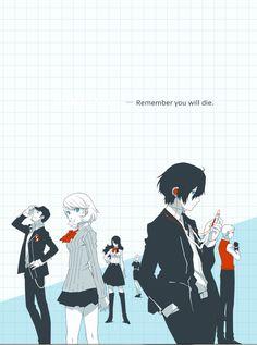 Shin Megami Tensei: Persona 3 - Momento Mori