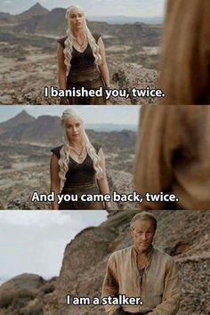 Gods, it's so true - Game of Thrones