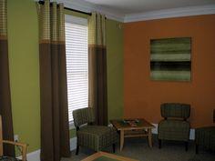 Drapery Panels, Window Ideas, Window Coverings, Blinds, Windows, Curtains, Room, Home Decor, Bedroom