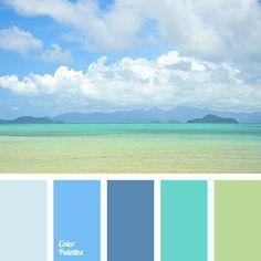 Color Palette #3417