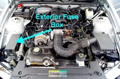 [TBQL_4184]  10 Best diagrams to add images | diagram, fuse box, mustang | 2015 Mustang Engine Diagram |  | Pinterest