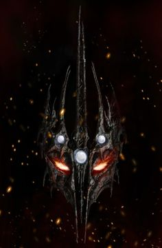 Melkor, he was chased to the deepest pits of Angband where he pleaded for parlay. He received none and was cast through the Doors of Night and into the Void. There he lies chained until the end of time, when the Doors will lie broken and he will wage the Last Battle.