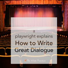 This guest post is by Maggie Sulc. Maggie is a playwright, dramaturg (I had to…