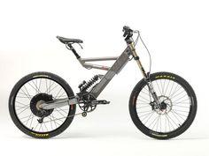VTT électrique ADS Xtrem EVO1, avec une puissance de 3000 Watts /// electric bike ADS Xtrem EVO1, 3000W !